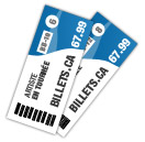 Acheter billets